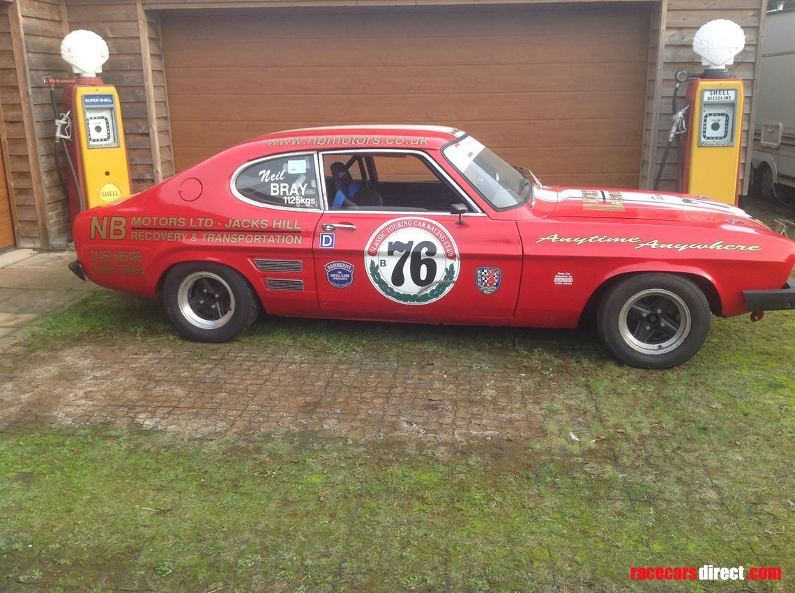 Racecarsdirect Com Ford Capri Mk1