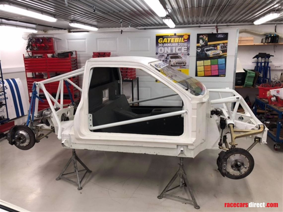 Racecarsdirect com - FORD RS200 Gr  B