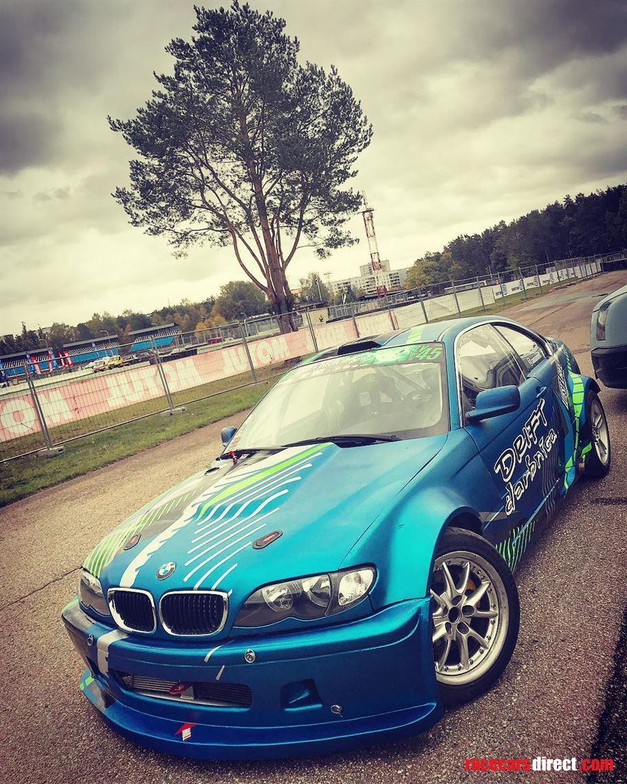 Racecarsdirect com - BMW E46 2JZ