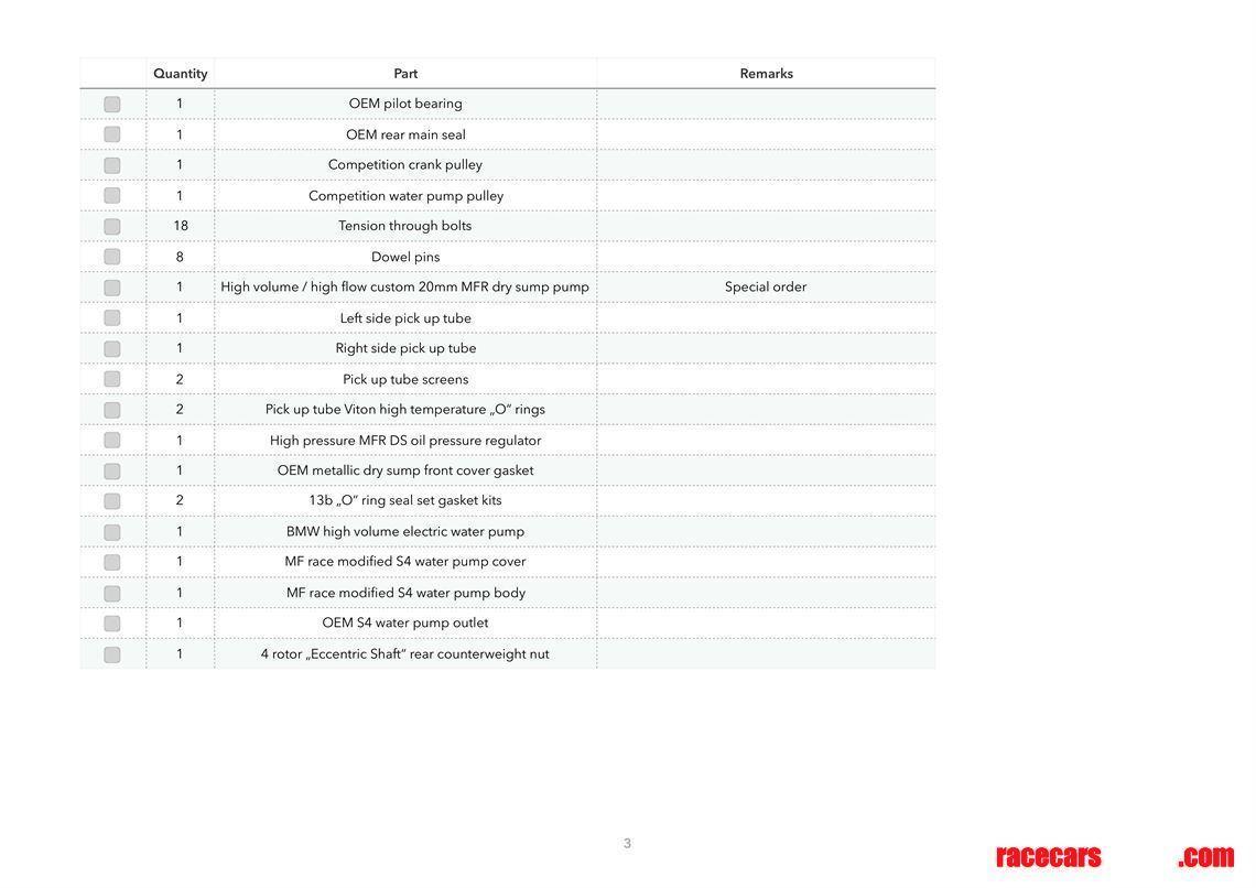 Racecarsdirect com - Mazda