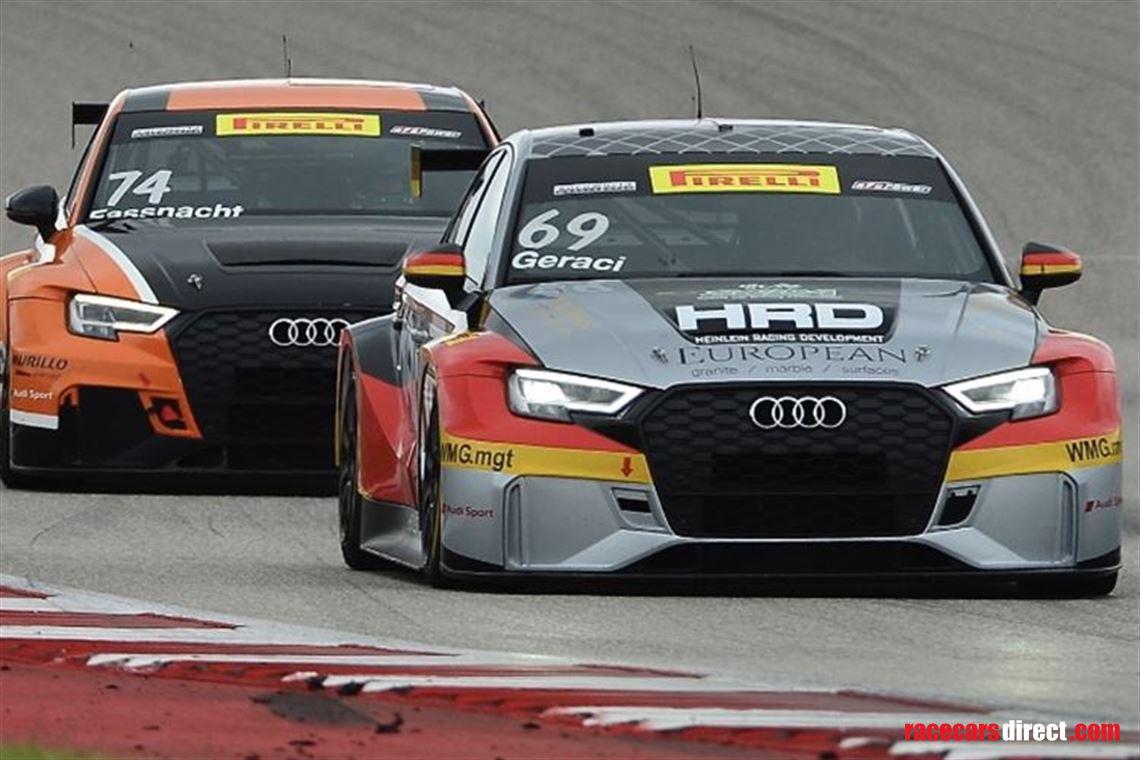 Racecarsdirect com - Audi TCR RS3LMS
