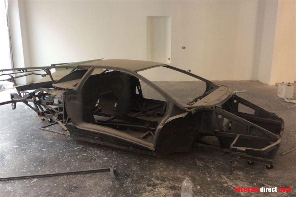Racecarsdirect Com Lamborghini Diablo Frame New From Factory