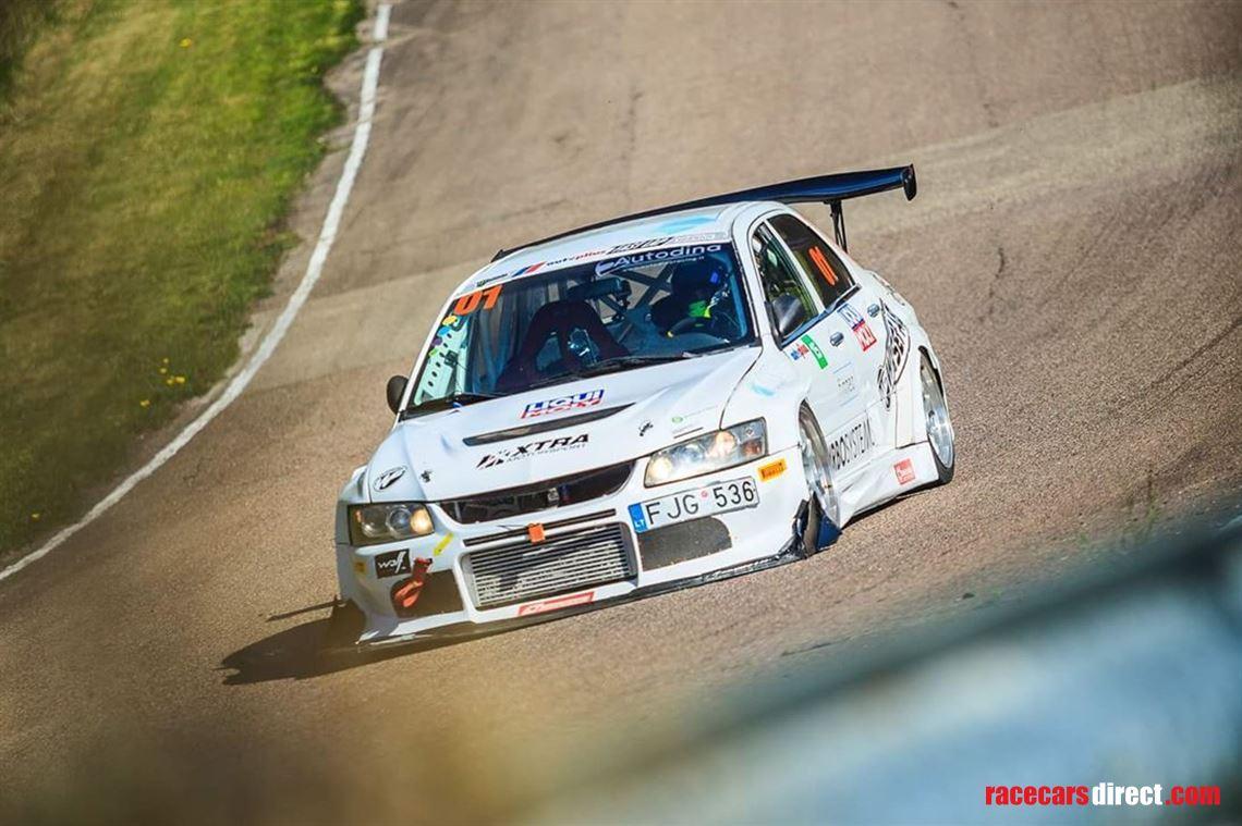Racecarsdirect Com Time Attack Hill Climb Mitsubishi Lancer Evolution Viii