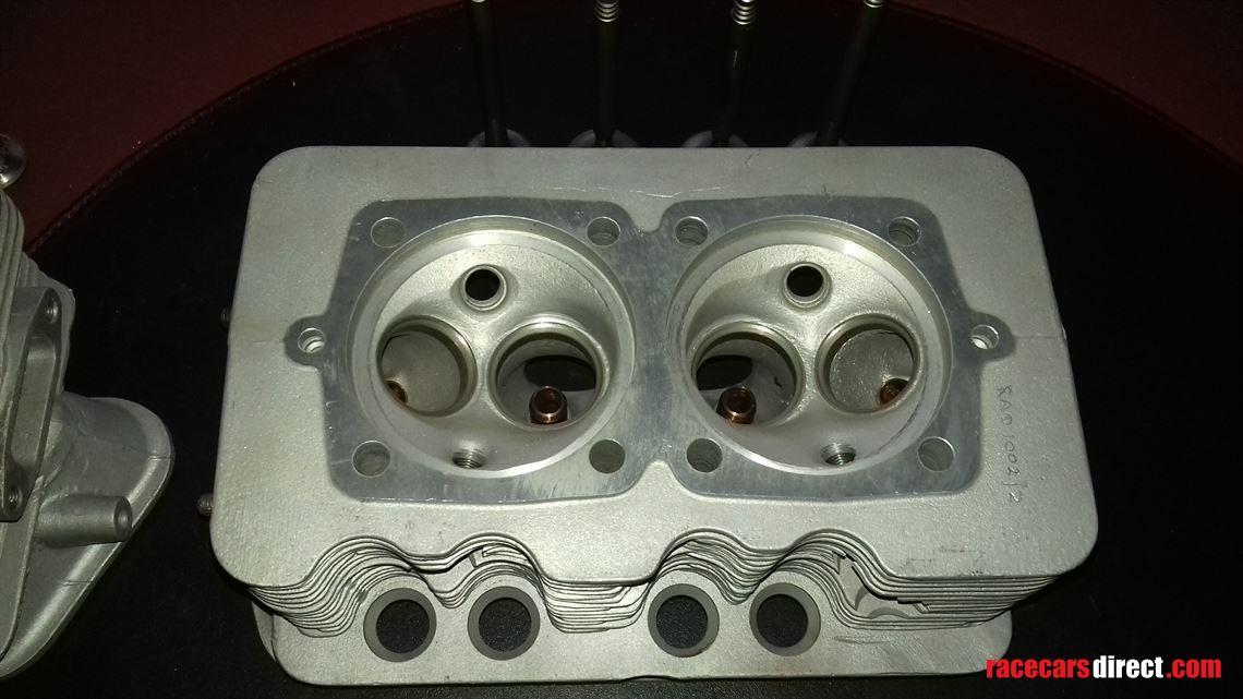 Racecarsdirect com - Porsche 912 Twin plug Cylinder Heads