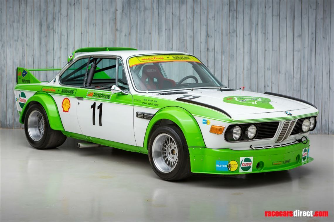 Bmw 3.0 Csl >> Racecarsdirect Com 1978 Bmw 3 0 Csl Batmobile Group 2