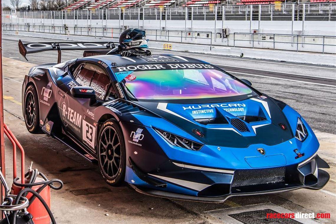 Lamborghini Super Trofeo >> Racecarsdirect Com Lamborghini Huracan Super Trofeo Evo