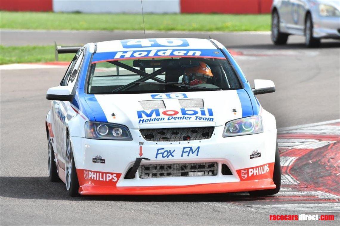 Racecarsdirect com - Chevrolet G8 (Holden VXR8)