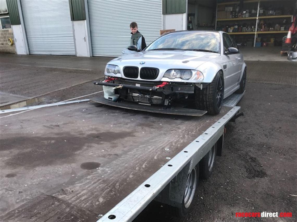 Racecarsdirect com - BMW E46 M3