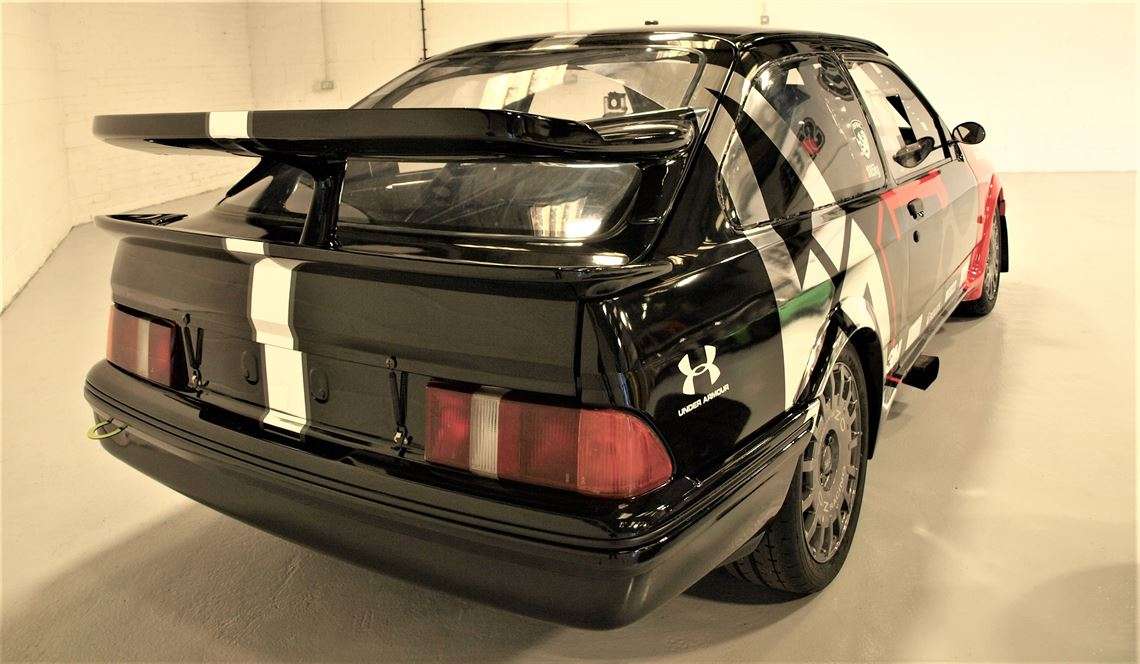 Racecarsdirect com - Ford Sierra Cosworth RS