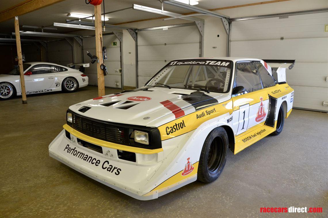 Audi Sport Quattro >> Racecarsdirect Com Audi Sport Quattro S1