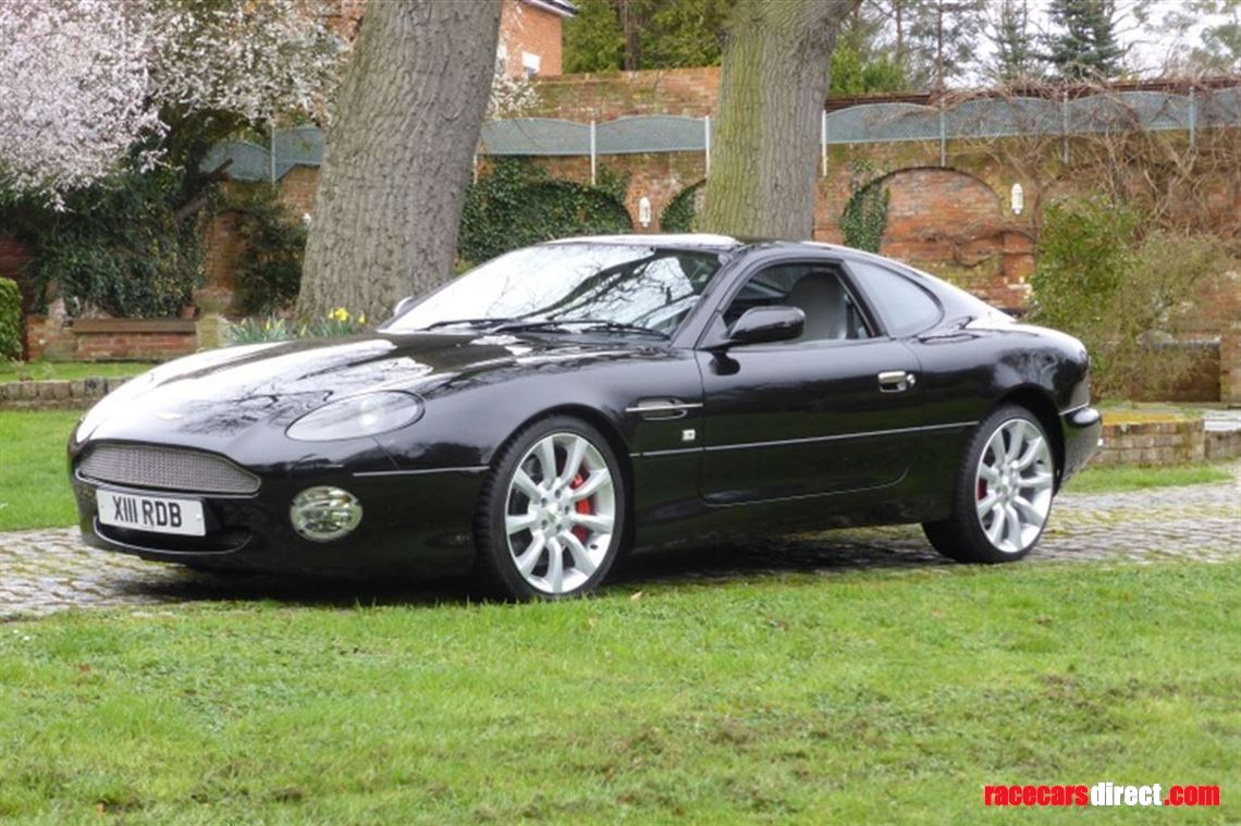 Racecarsdirect Com 2003 Aston Martin Db7 Vantage