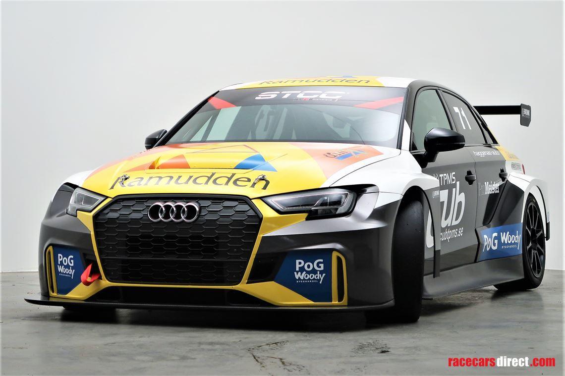 Racecarsdirect.com - Audi RS3 LMS TCR