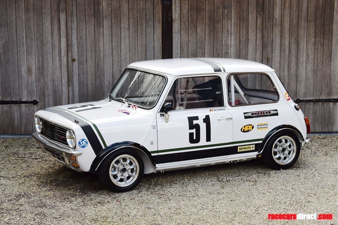 Racecarsdirectcom Mini Clubman 1275 Gt Historic Racecar