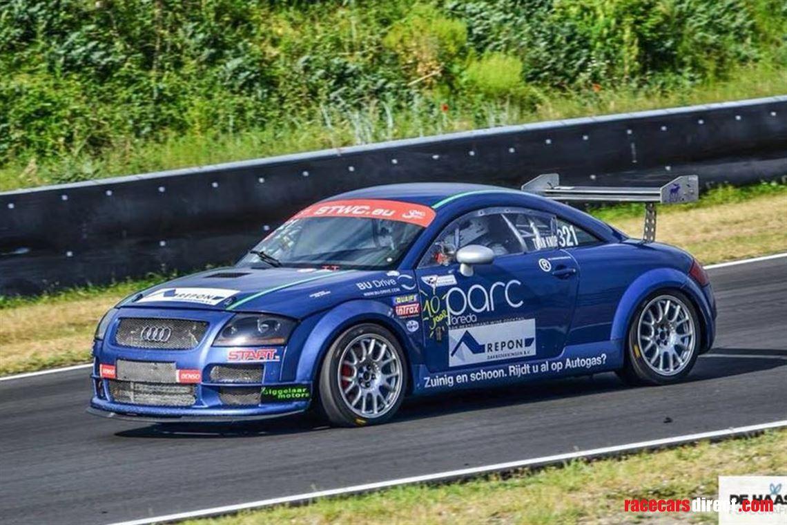 Racecarsdirect.com - Audi TT 14.14T / 14 HP / Race car ... | audi tt race car