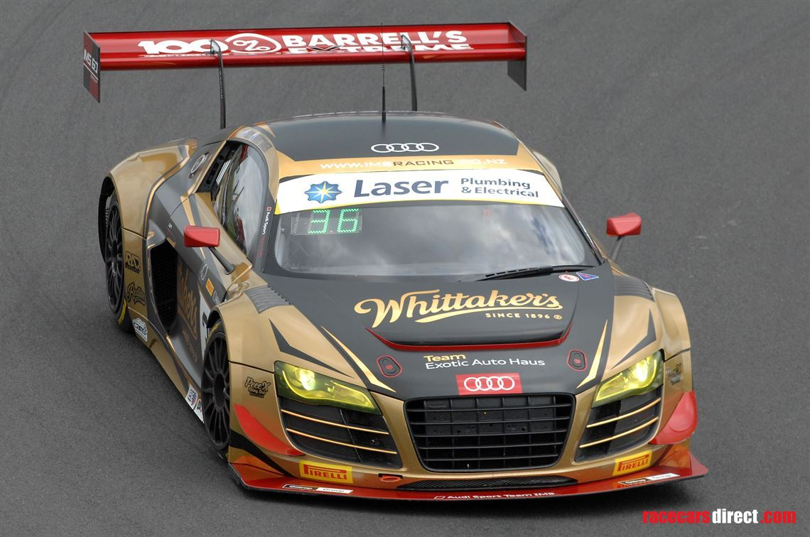Racecarsdirect Com My12 Audi R8 Lms Ultra Gt3