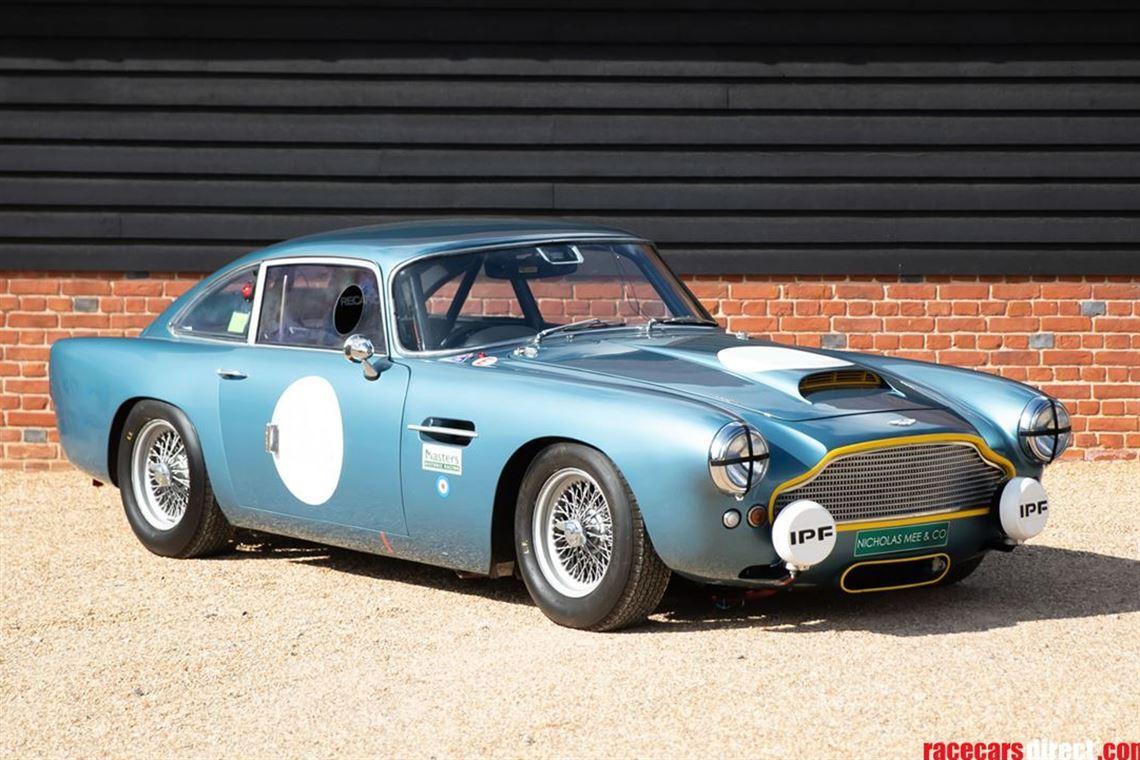 Racecarsdirect Com Aston Martin Db4 Race Car
