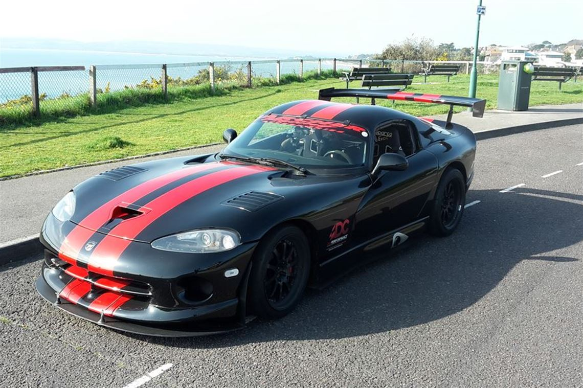 Viper Gts For Sale >> Racecarsdirect Com Dodge Usa Viper Gts Road Track Race Car For