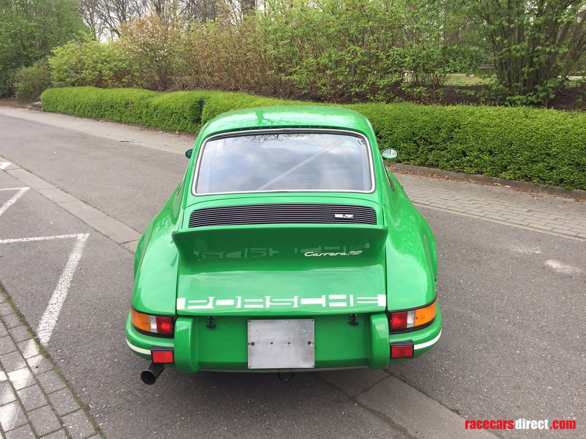 Racecarsdirect com - 1973 Porsche 2 7 Carrera RS Touring