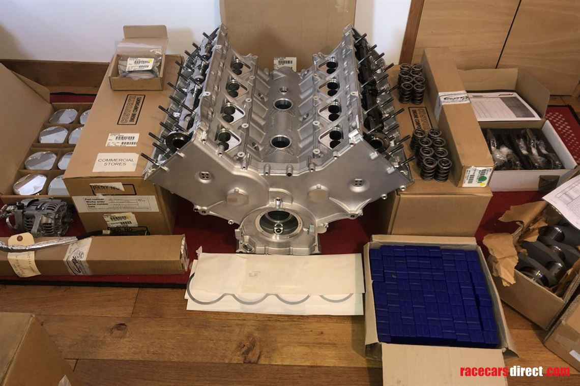 Racecarsdirect com - Brand New Cosworth XG 3 0 V8 Engine