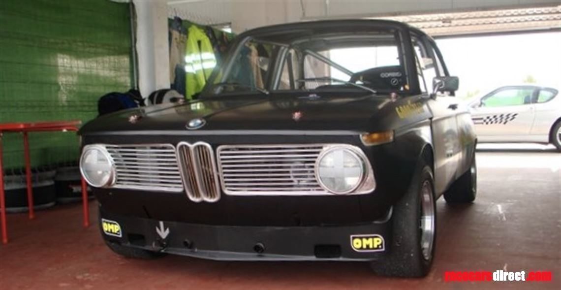 Racecarsdirect Com 1971 Bmw 2002 Tii Group 2 Fia Race Car With Htp