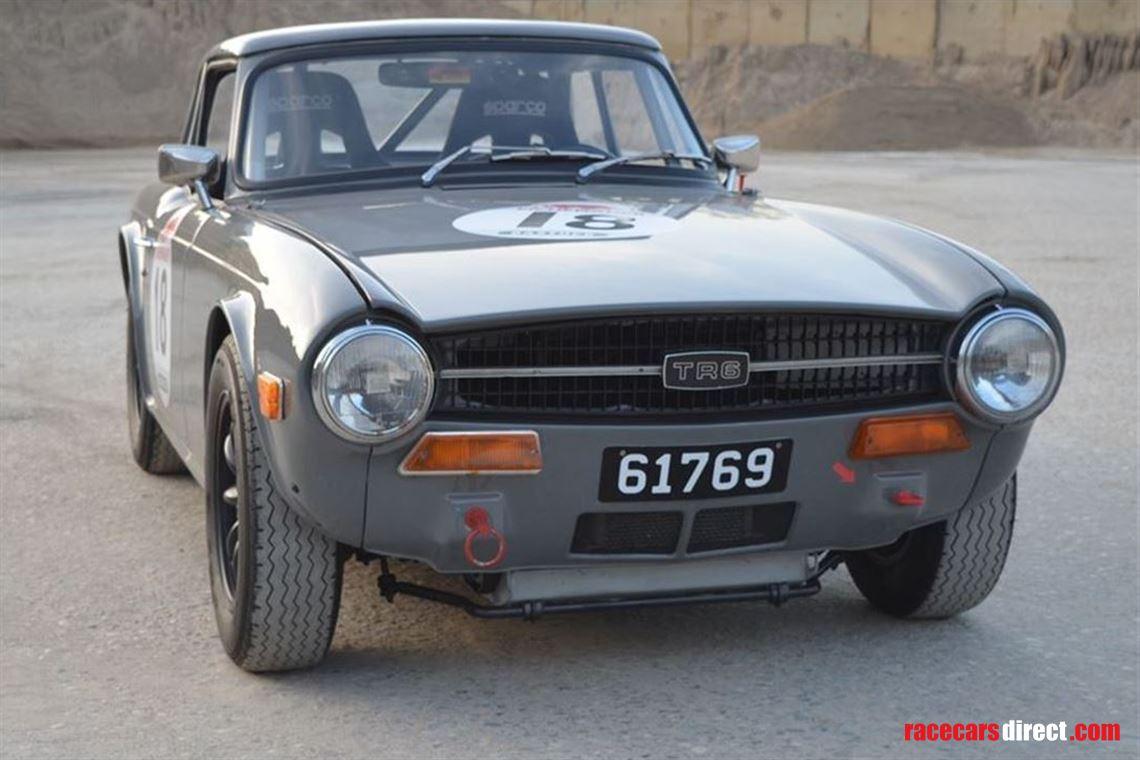 Racecarsdirect com - Triumph TR6