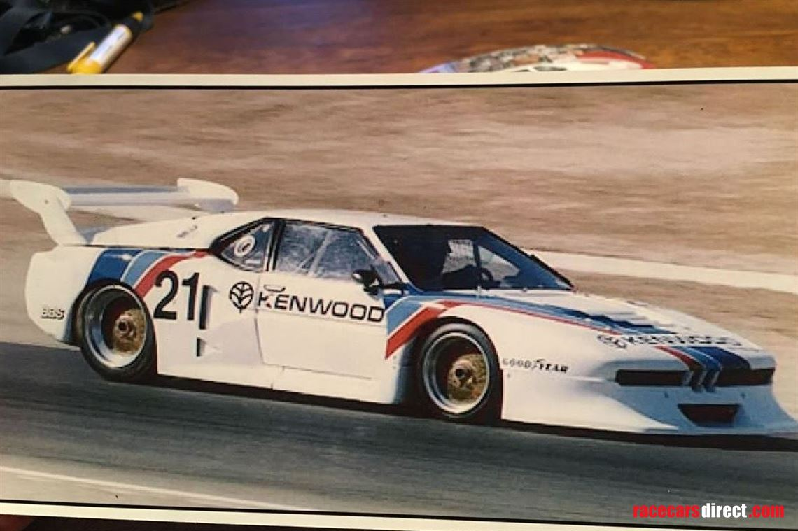 BMW M1 For Sale >> Racecarsdirect Com Bmw M1 Turbo Group 5