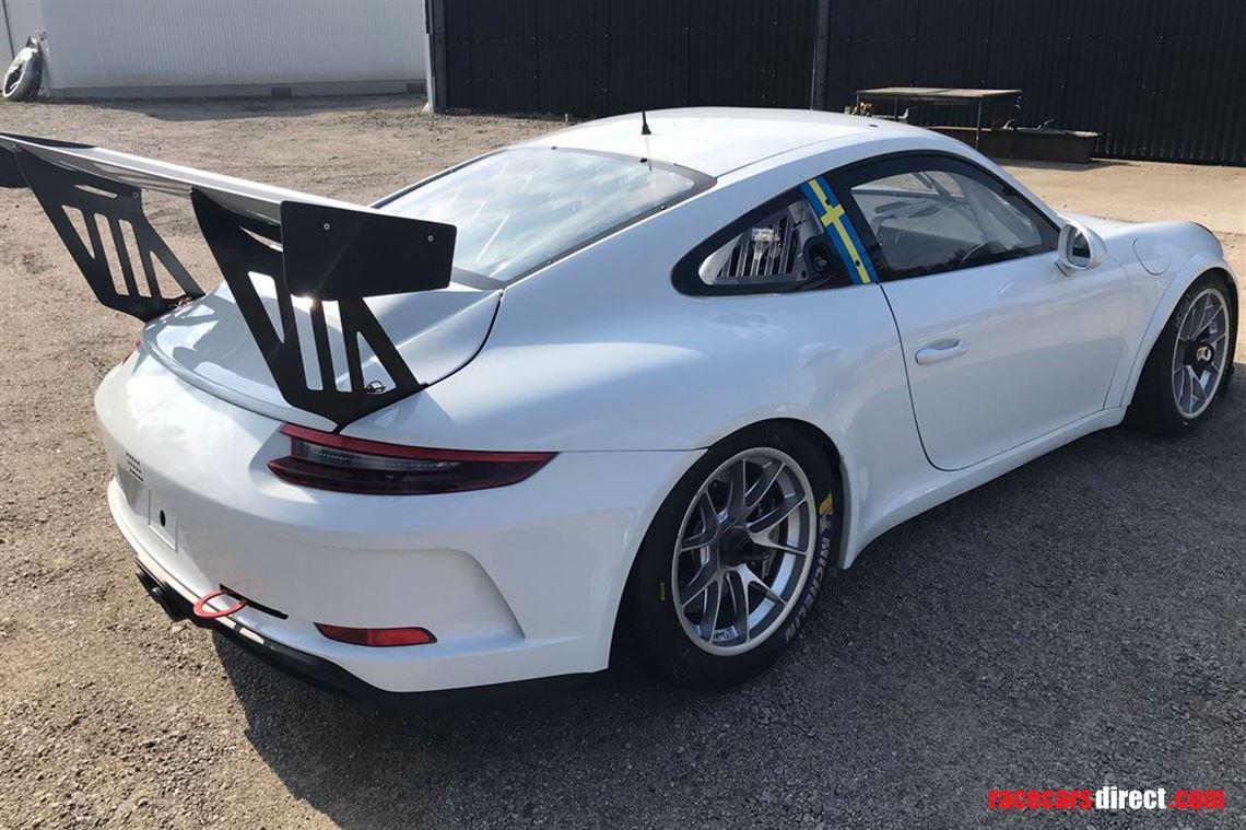 Racecarsdirect com - Porsche 991 GT3 Cup 2018 (Gen 2)