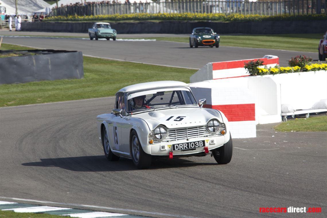 Racecarsdirect com - Triumph TR4 race car