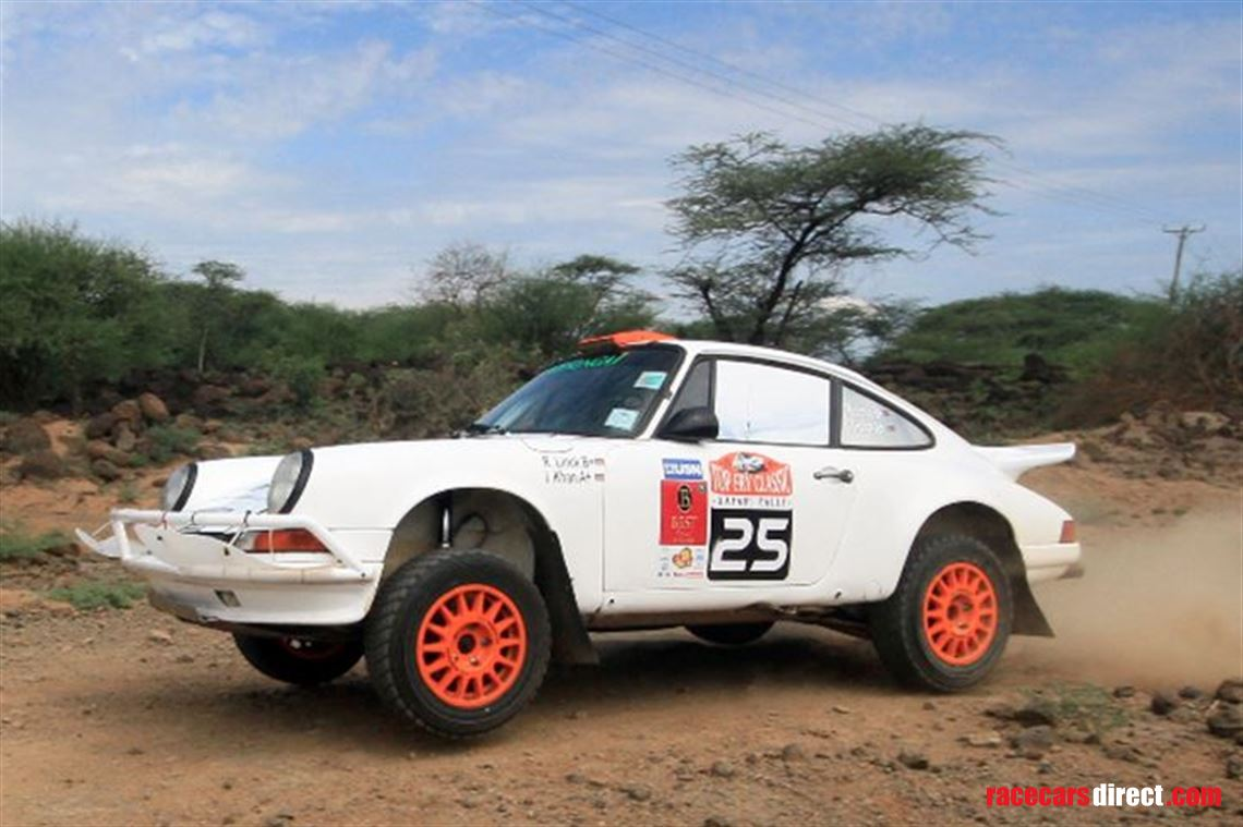 Racecarsdirect Com 1979 Porsche 911 Sc Historic Rally Car