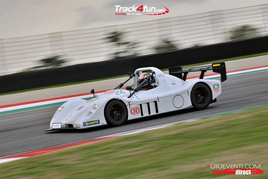 Racecarsdirect com - RADICAL SR3 Street Legal