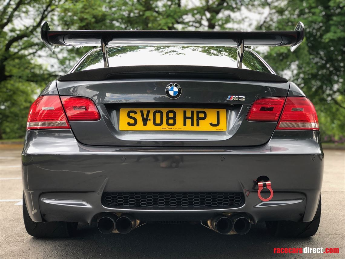 Racecarsdirect com - 2008 BMW E92 M3 Supercharged 570bhp