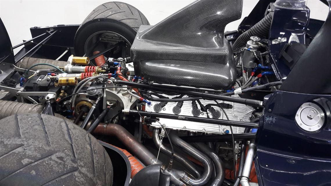 M20 Race Engine