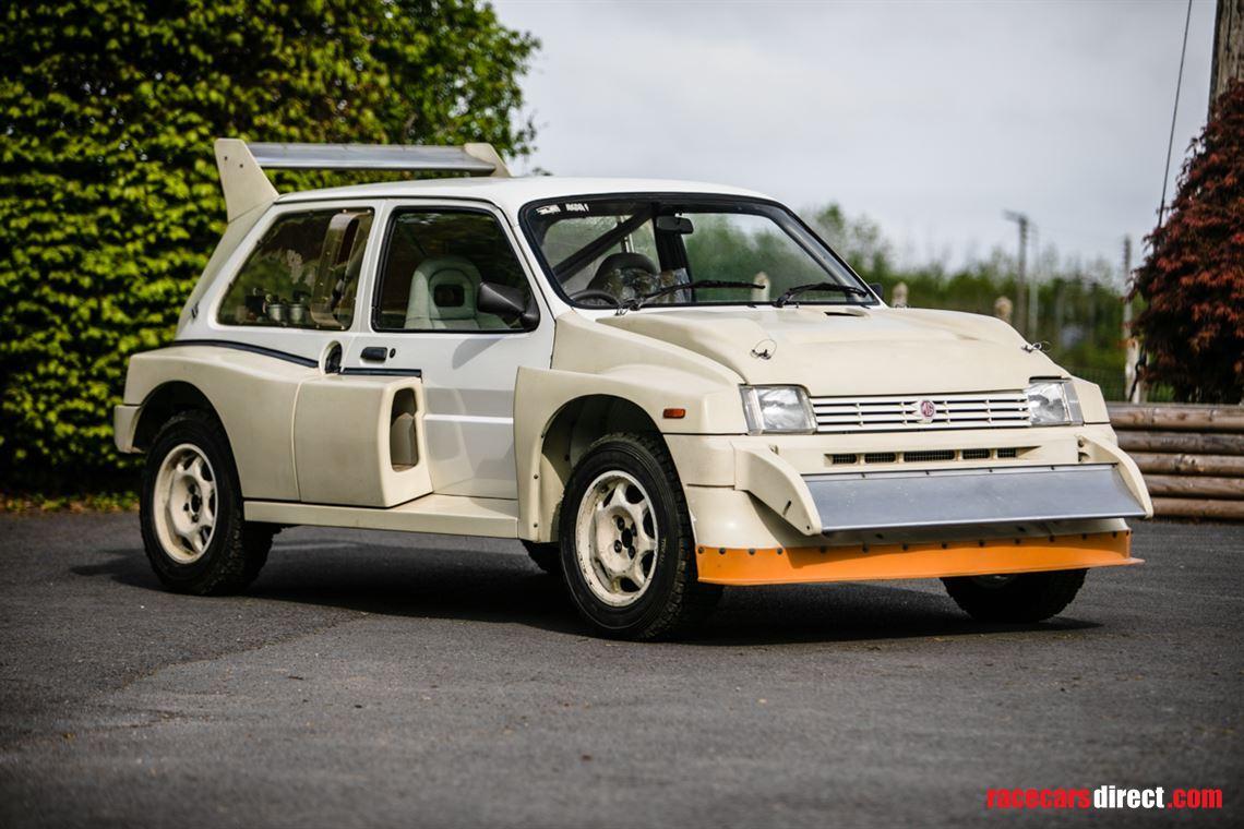 Racecarsdirect com - 1985 MG Metro 6R4