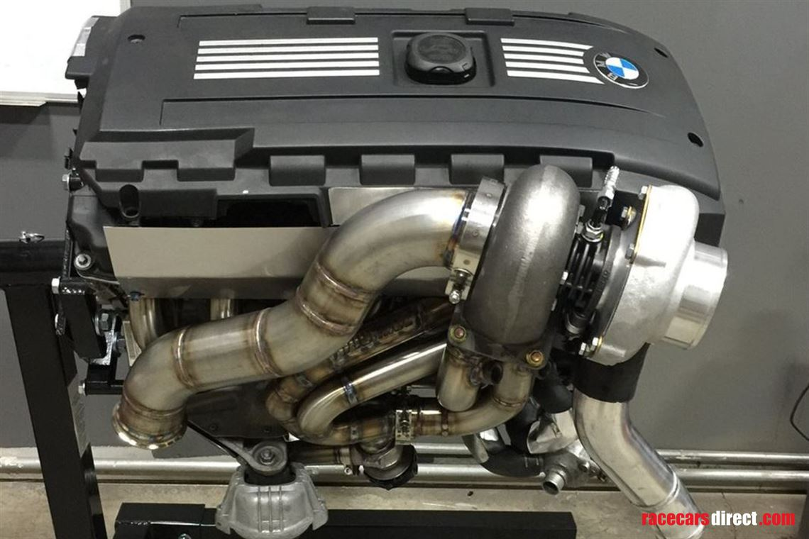 Racecarsdirect com - BMW 335i 135i N54 Top Mount Single