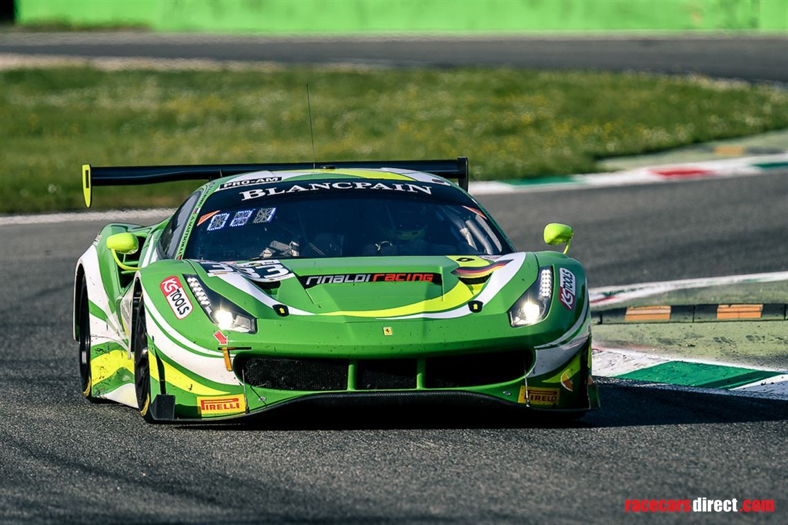 Race Cars For Sale >> Racecarsdirect Com Ferrari 488 Gt3 From 2017 For Sale