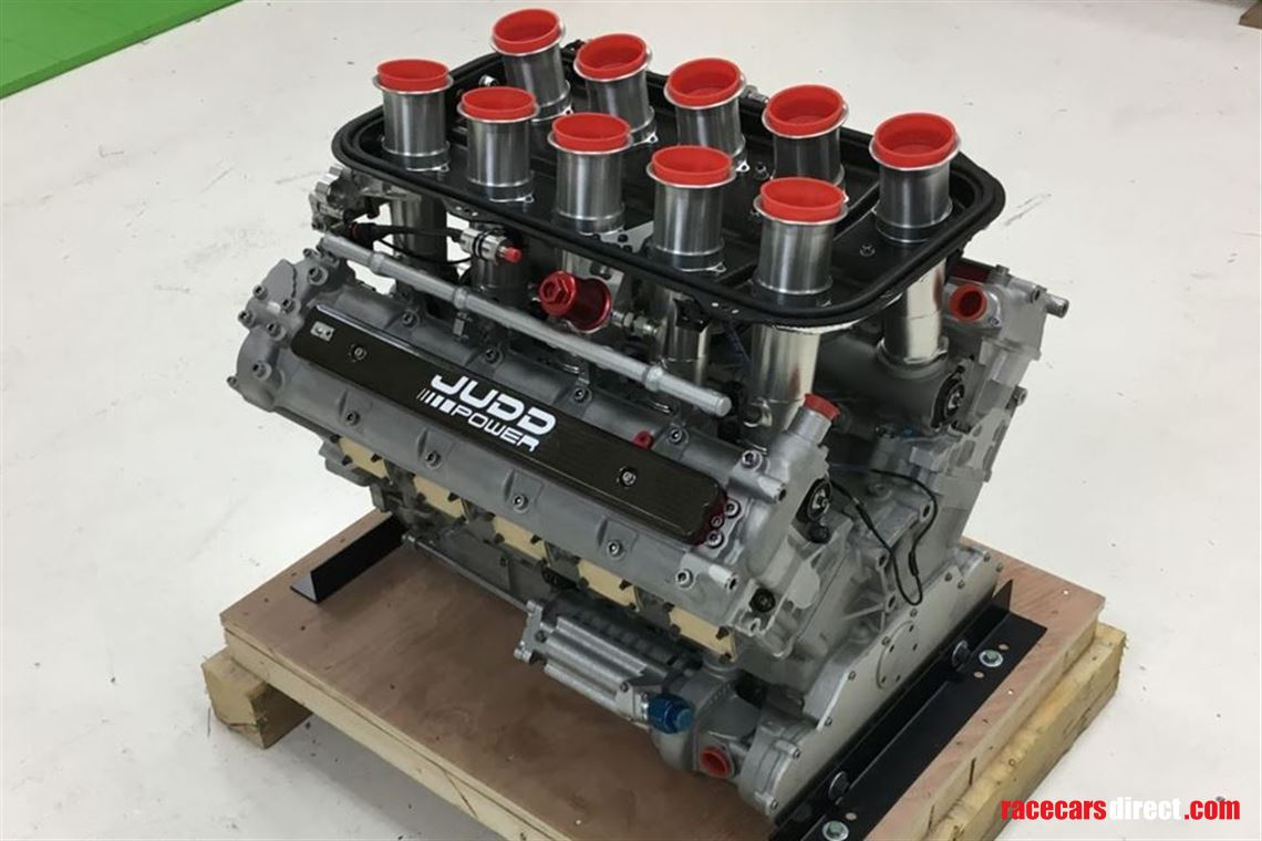 Racecarsdirect Com Two Judd Gv5 5 V10 Engines Complete