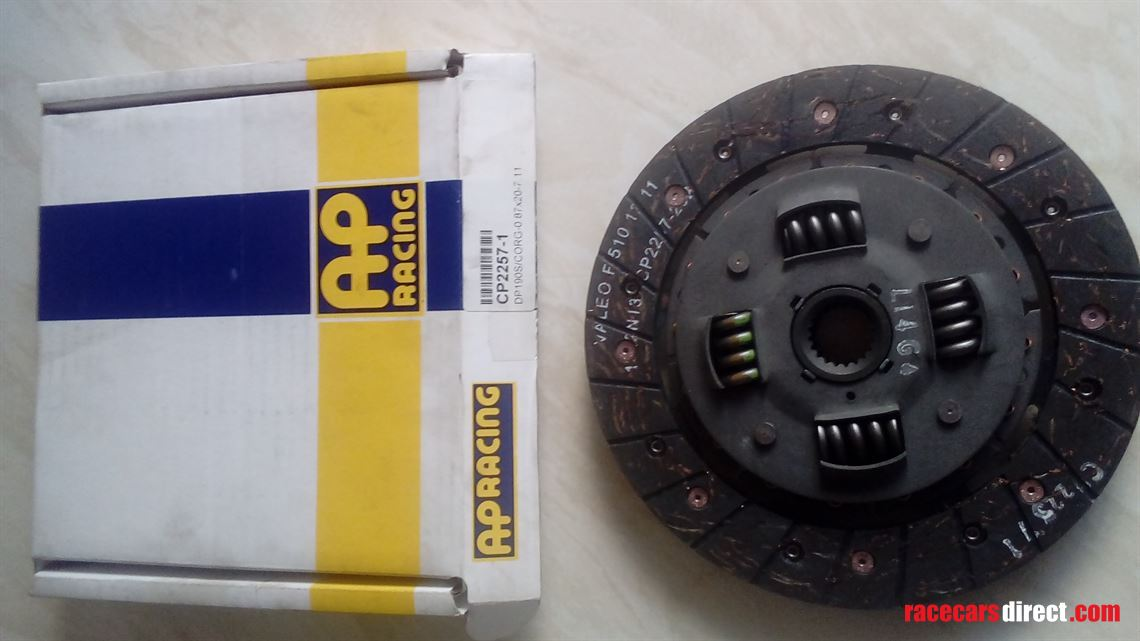 Racecarsdirect com - Ap Racing CP2257-1 Clutch plate