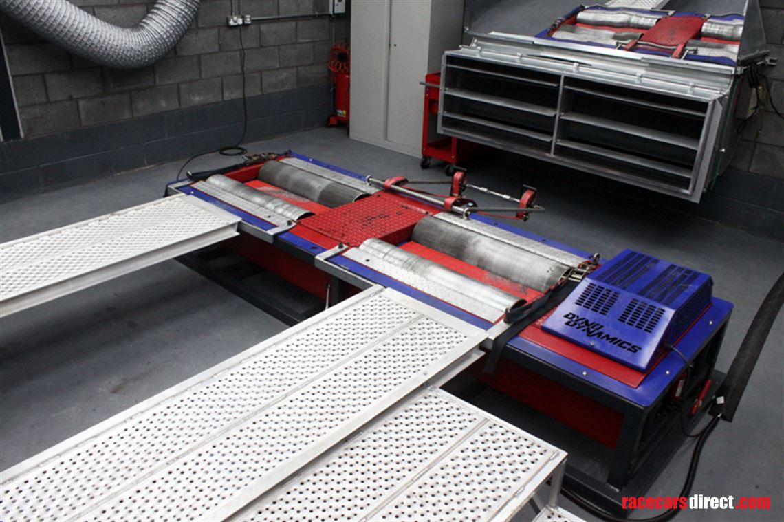 Dynamometer For Sale >> Racecarsdirect Com Dyno Dynamics 2wd 450ds Digital Chassis