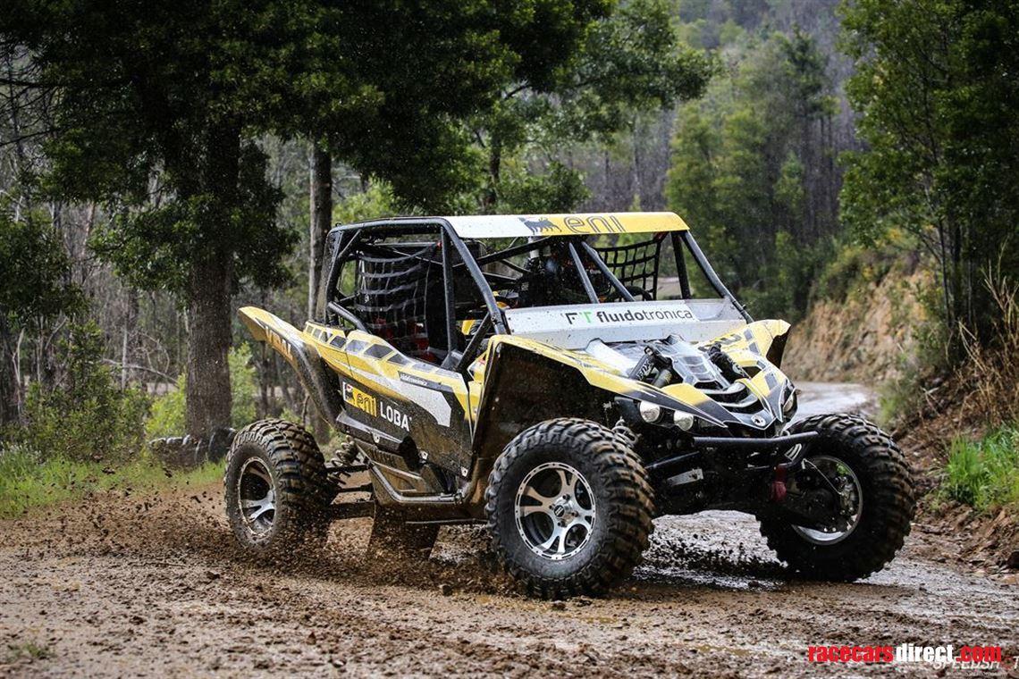 Racecarsdirect com - Yamaha YXZ 1000 RSS Turbo