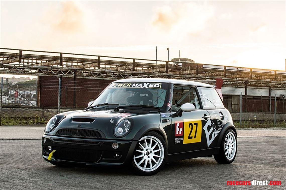 Racecarsdirect com - MINI (Cooper) JCW