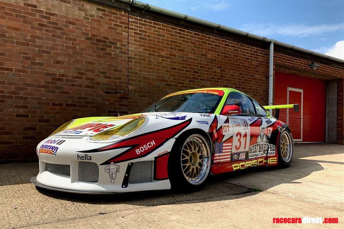 Racecarsdirect Com Porsche 996 Gt3 Rs Gt2