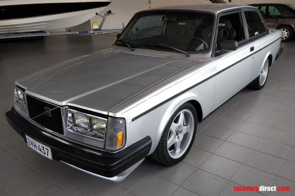 Racecarsdirect Com Genuine Factory Volvo 2 Door Turbo