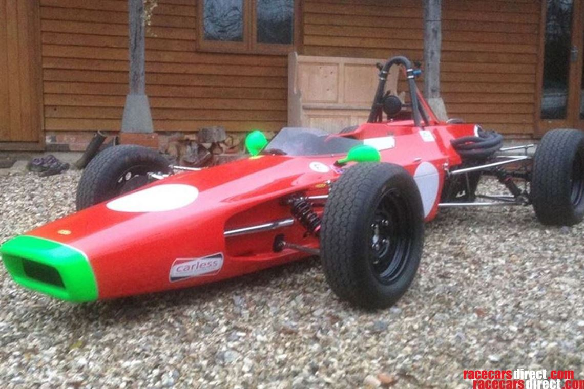 Superb Lola T200 Historic FF1600