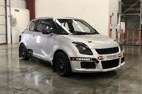 2017-swift-rallycross-car