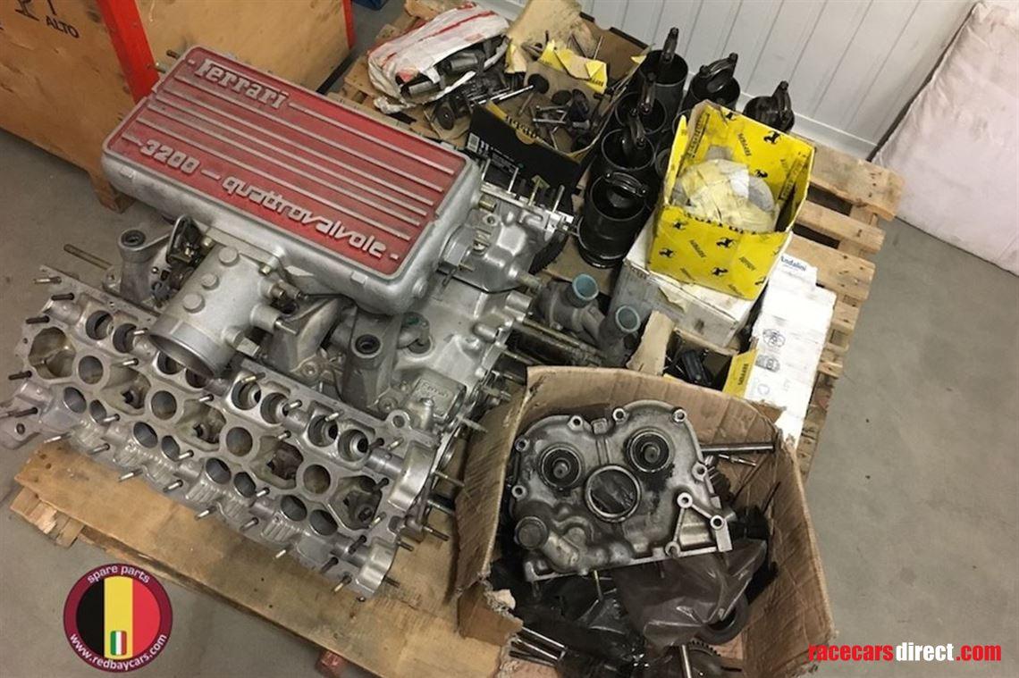Racecarsdirectcom Ferrari 328 Mondial 32 Engine In Parts