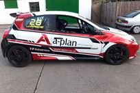 renault-clio-rs200-track-race-car