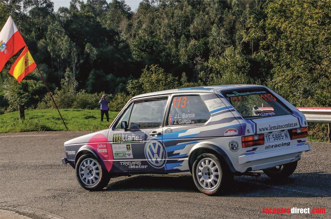 Racecarsdirect Com Volkswagen Golf Gti Mk1 Nuevo Precio Negociable