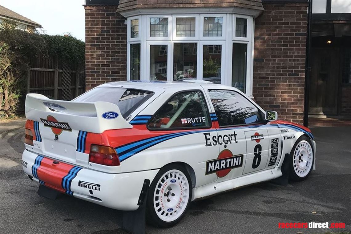 533bhp escort cosworth group A