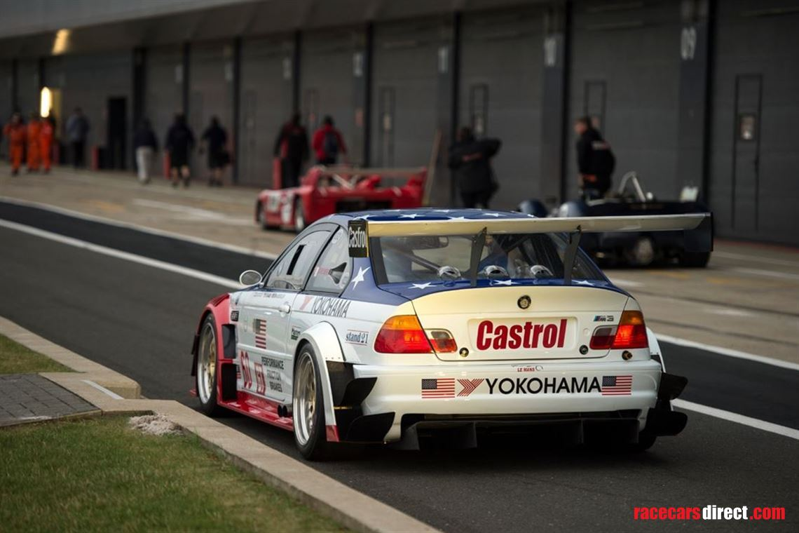 Racecarsdirect Com Bmw M3 Gtr V8
