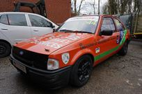 ford-escort-xr3i-challenge-race-car